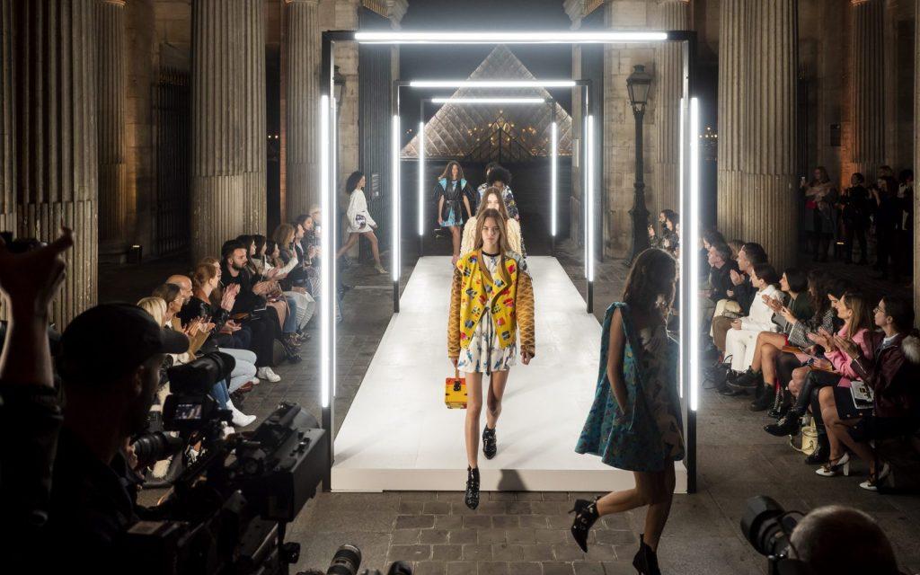 tuần lễ thời trang Paris 2019