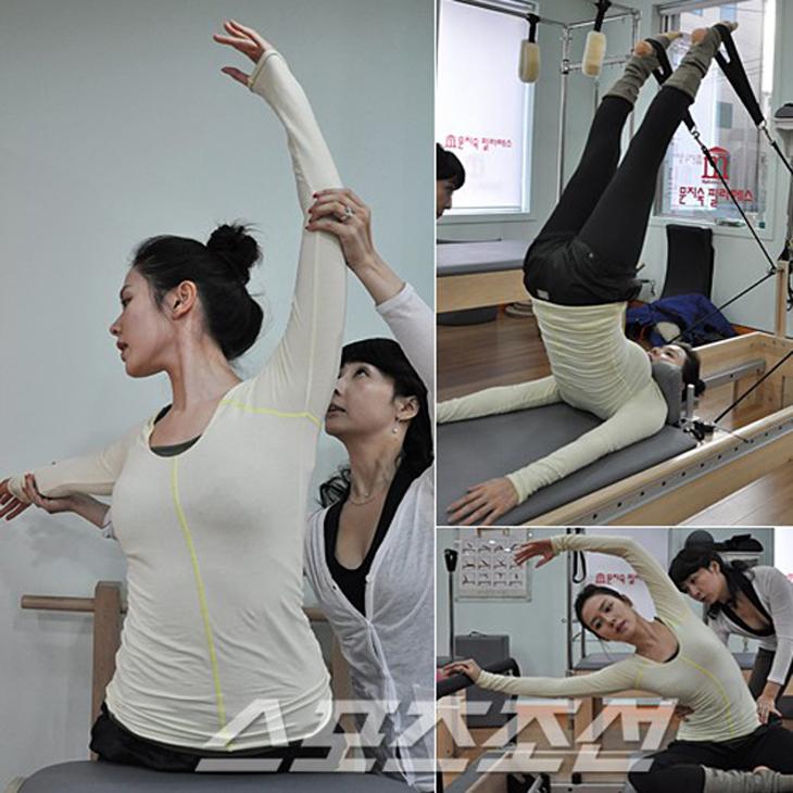 01 Pilates là gì mà các sao quốc tế tập luyện hăng say để giảm cân, giữ dáng