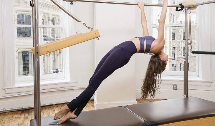 03 Pilates là gì mà các sao quốc tế tập luyện hăng say để giảm cân, giữ dáng