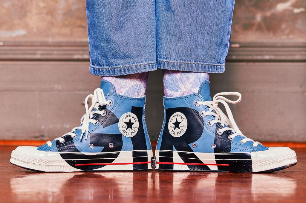 chiến dịch Love The Progress của Converse