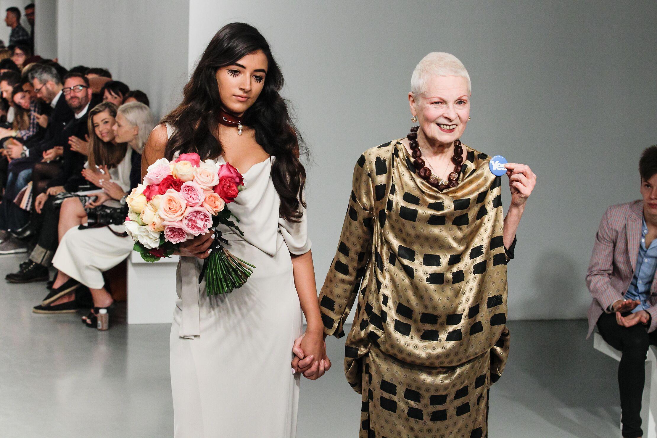Thế giới quan của NTK Vivienne Westwood 2