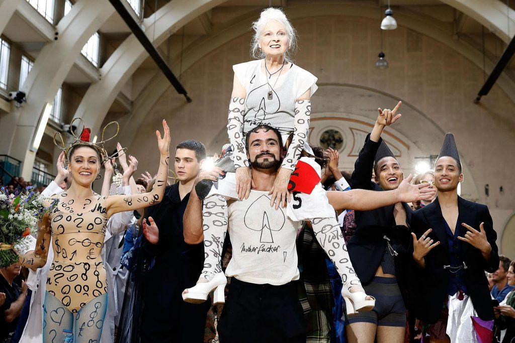 Thế giới quan của NTK Vivienne Westwood 4