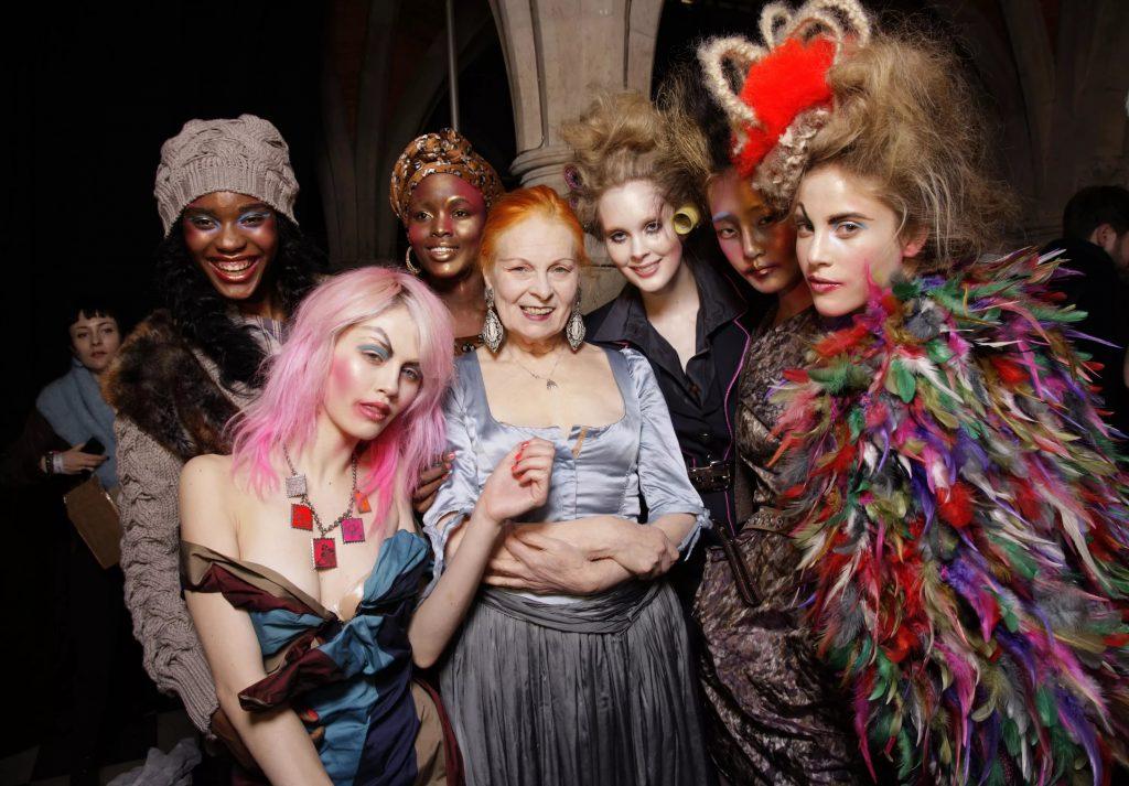 Thế giới quan của NTK Vivienne Westwood 5