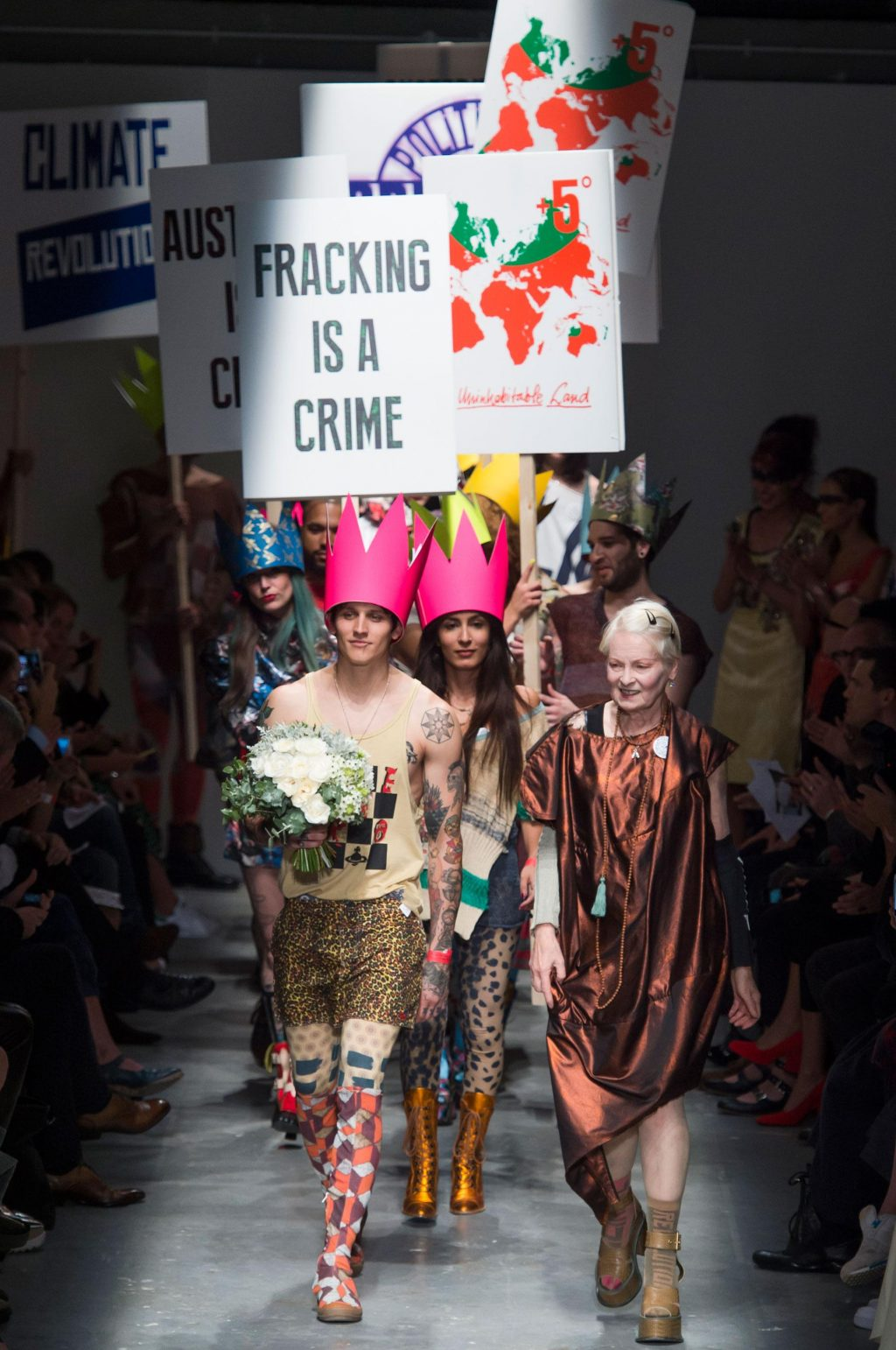 Thế giới quan của NTK Vivienne Westwood 7