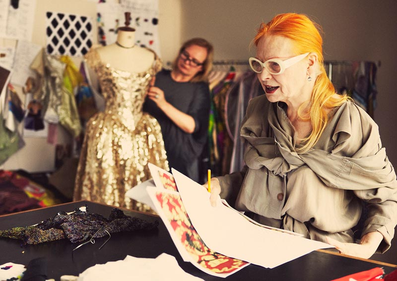 Thế giới quan của NTK Vivienne Westwood 9