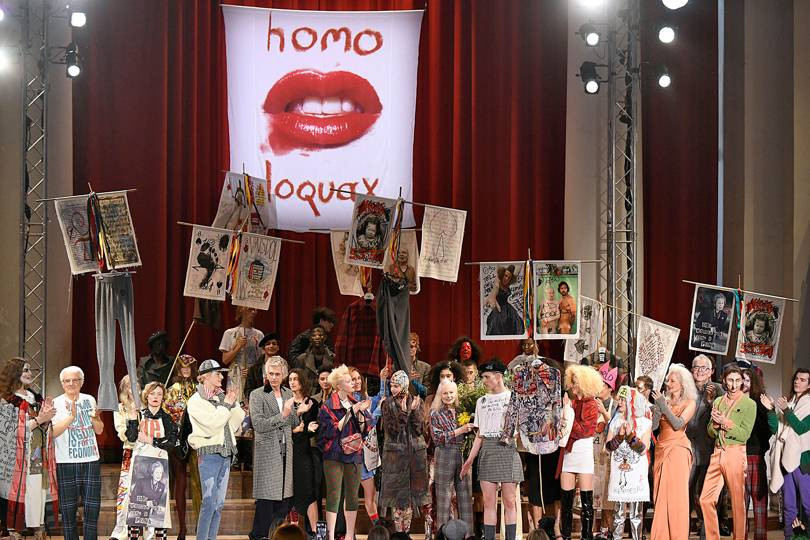 Thế giới quan của NTK Vivienne Westwood