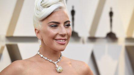 """Lady Gaga """"chiếm sóng"""" Oscar 2019 với vòng cổ đính viên kim cương nổi tiếng nhất thế giới"""