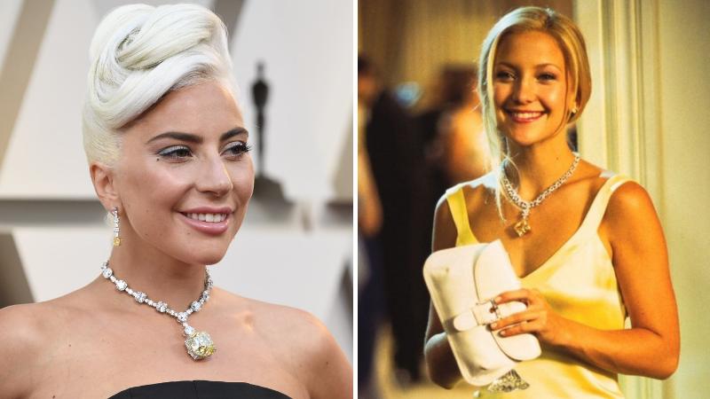 vòng cổ của ca sĩ Lady Gaga
