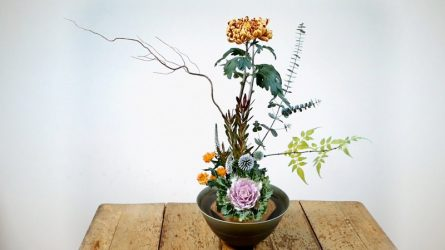 Tìm hiểu Ikebana: Nghệ thuật cắm hoa truyền thống của Nhật Bản