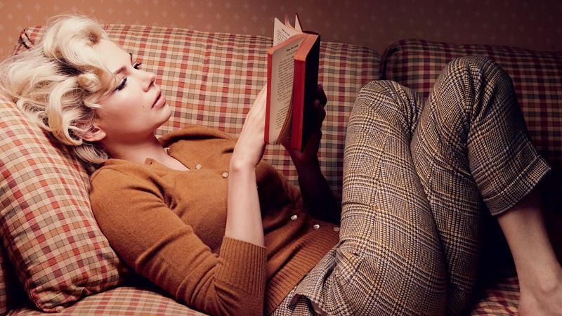 Michelle Williams tái hiện Marilyn Monroe