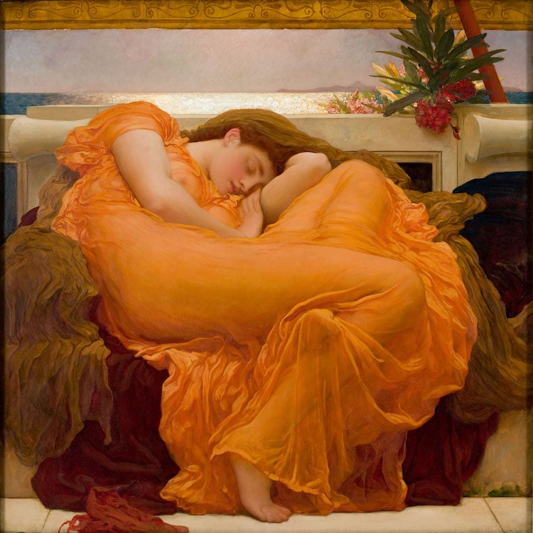 Lịch sử màu cam: Từ bức họa trong lăng mộ đến bộ áo liền thân của tù nhân