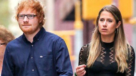 Ed Sheeran và Cherry Seaborn cuối cùng cũng về chung một nhà