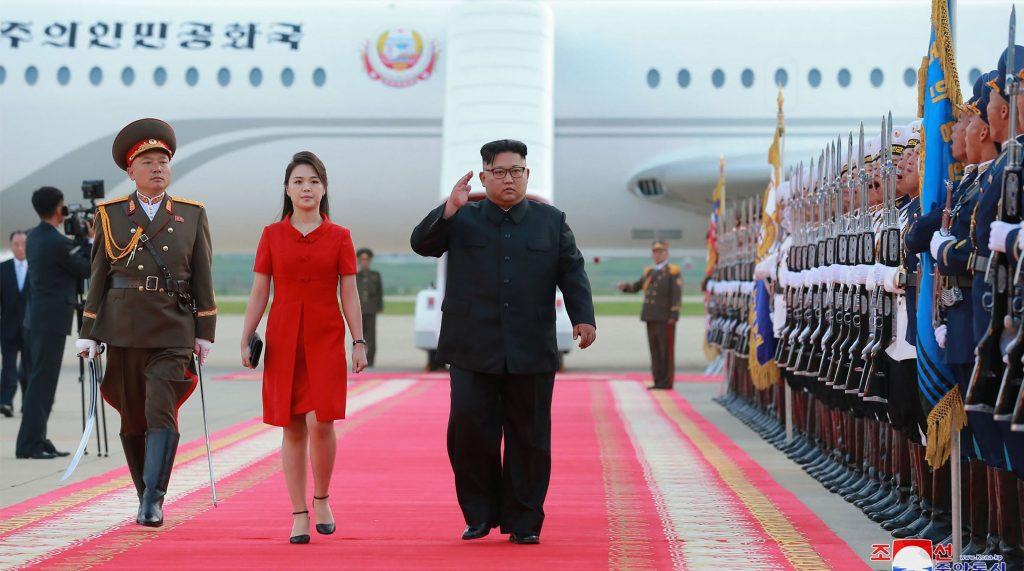 vợ kim jong un 7
