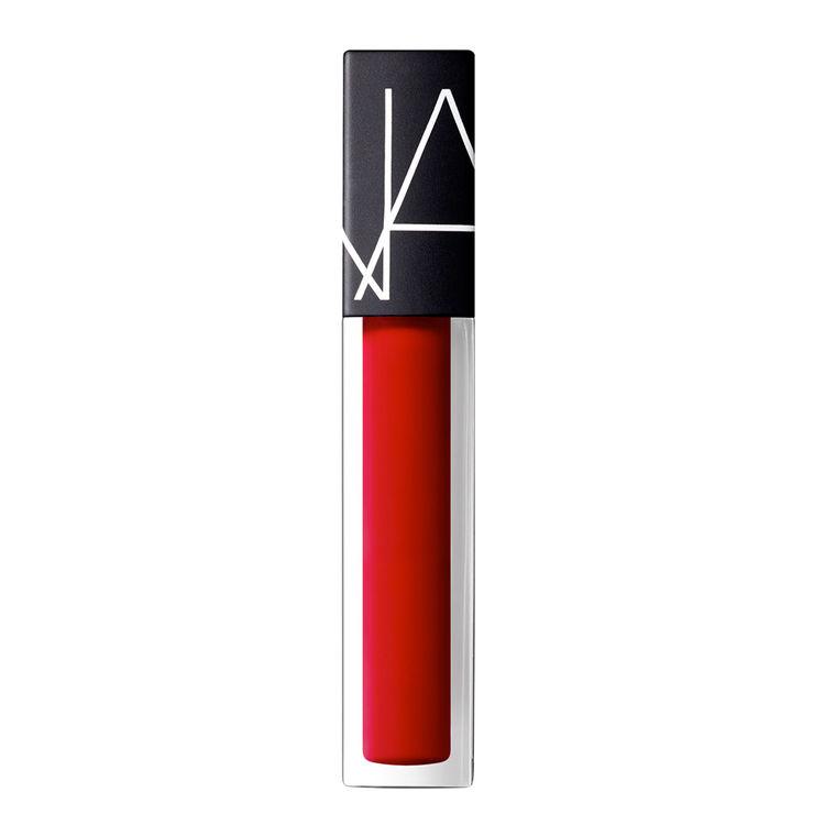 NARS Velvet Lip Glide - màu son đỏ tươi tiếp cho phái nữ sự mạnh mẽ trong mọi quyết định cuộc đời.