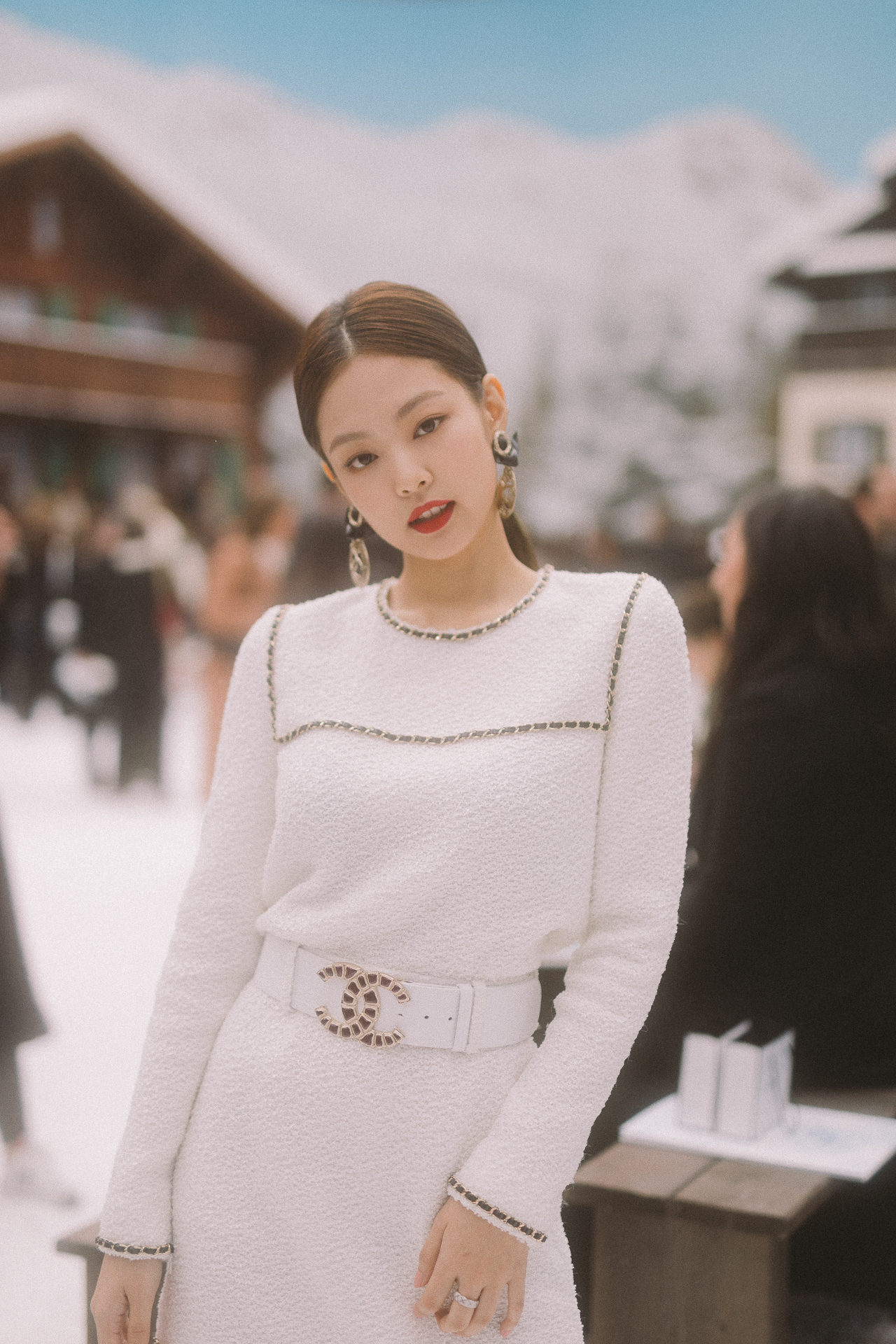 tuần lễ thời trang RTW jennie kim
