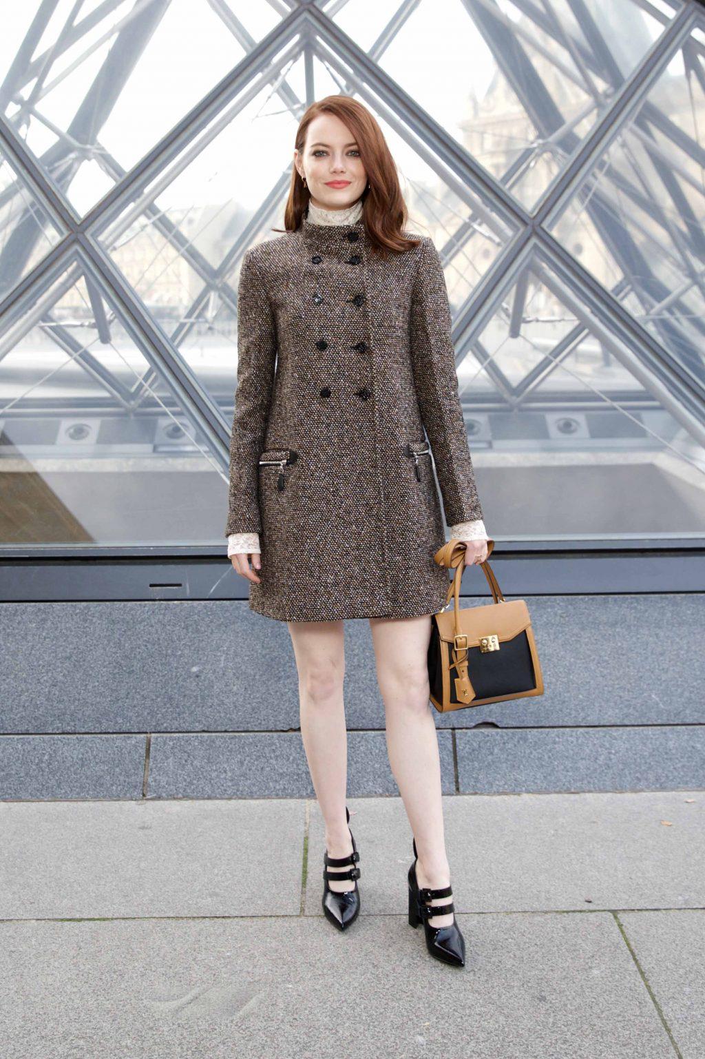 sao hàng ghế đầu tuần lễ thời trang paris show louis vuitton