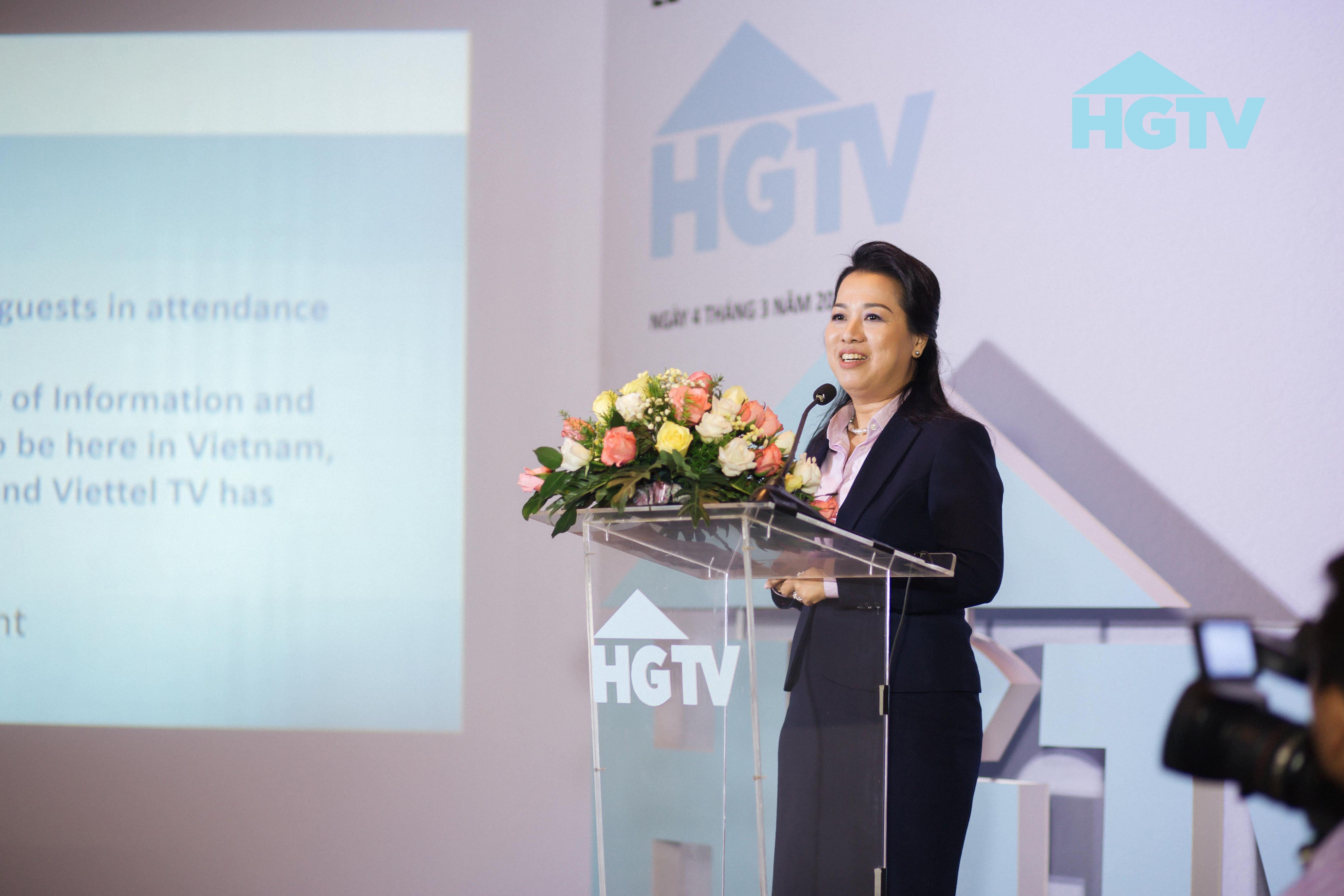 """Discovery Networks """"bắt tay"""" công ty giải trí Thảo Lê ra mắt kênh truyền hình HGTV"""