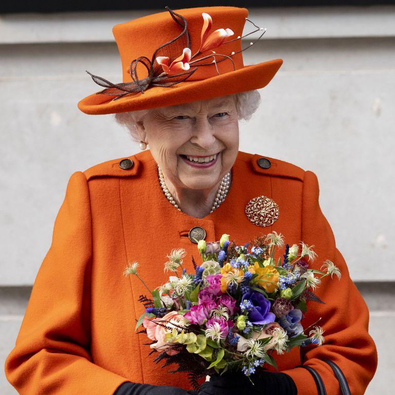 nữ hoàng hoàng gia 109