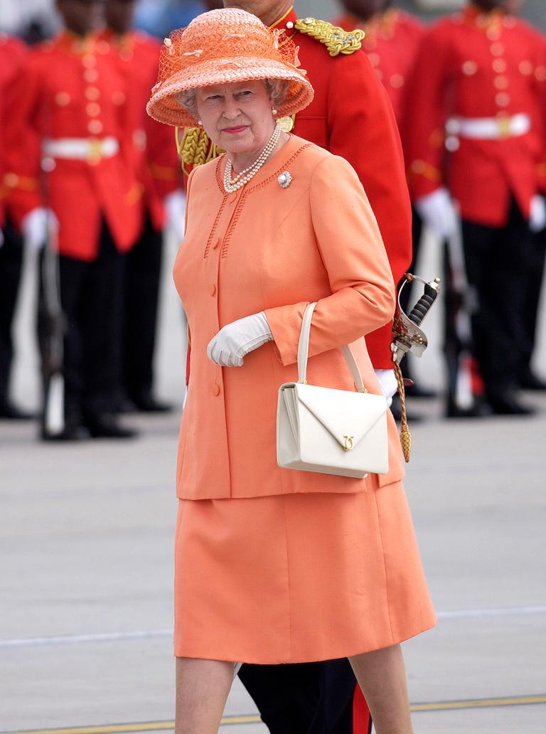 nữ hoàng hoàng gia 5