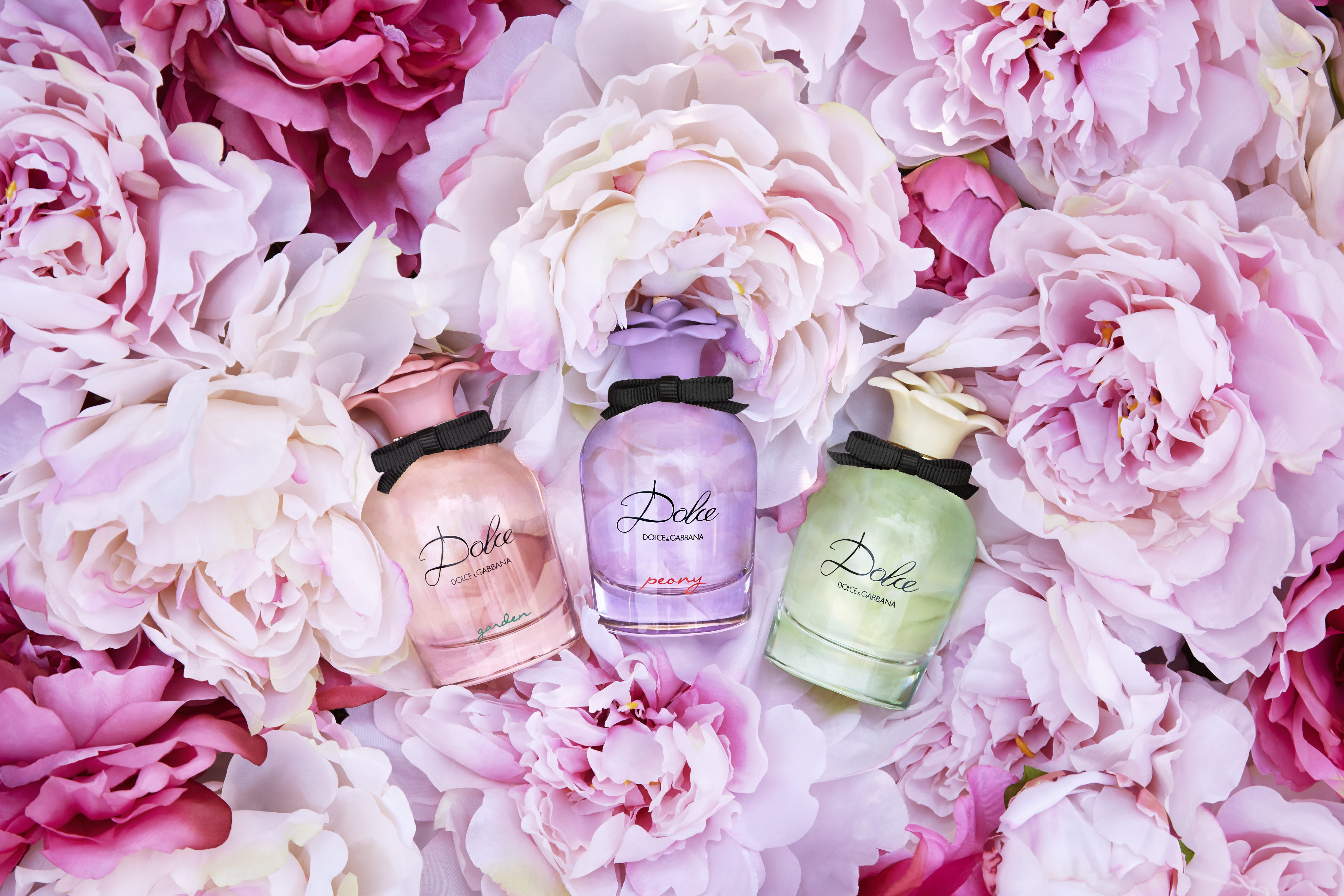Dolce & Gabbana giới thiệu dòng nước hoa Dolce Peony 2