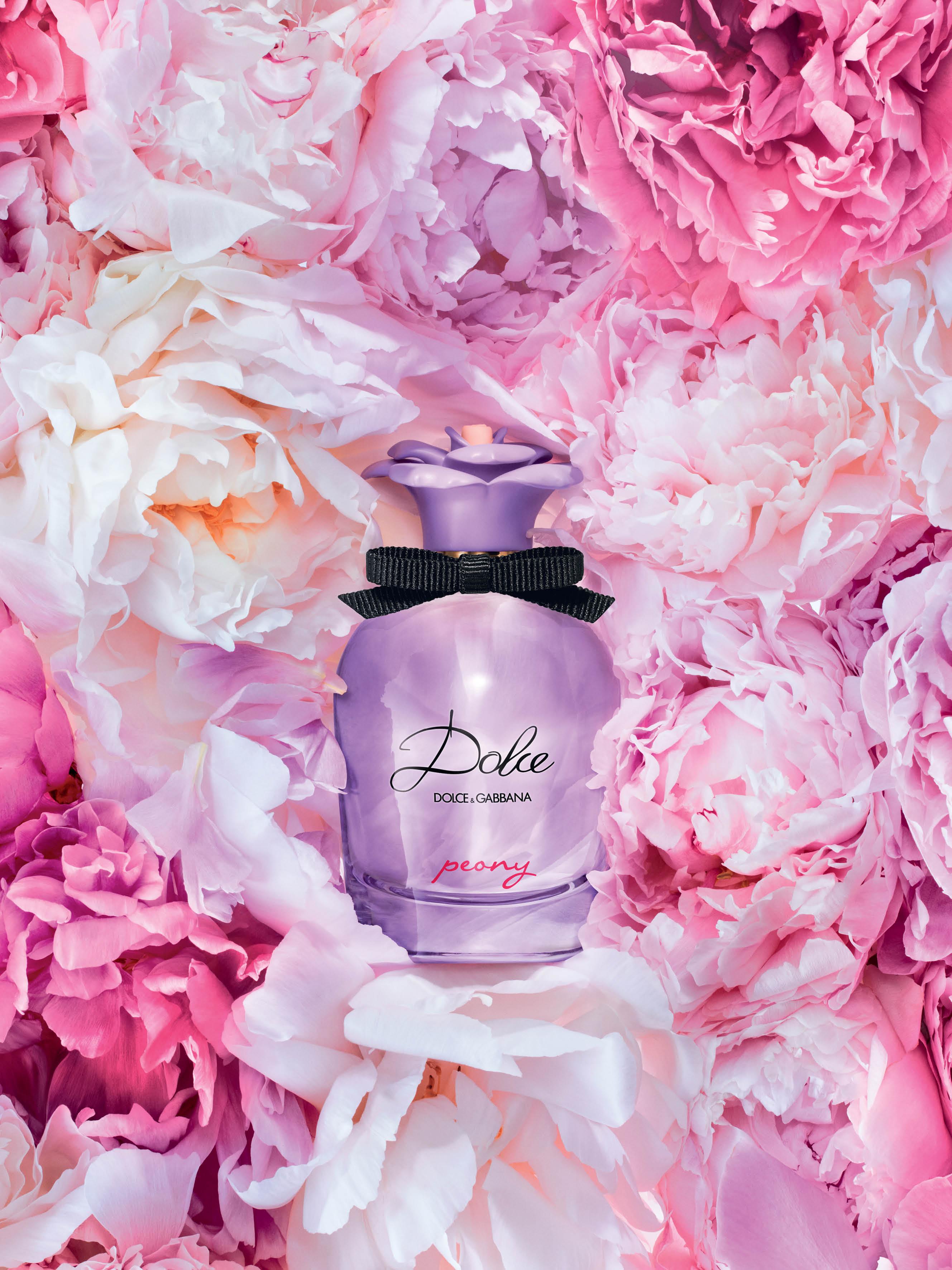 Dolce & Gabbana giới thiệu dòng nước hoa Dolce Peony 3