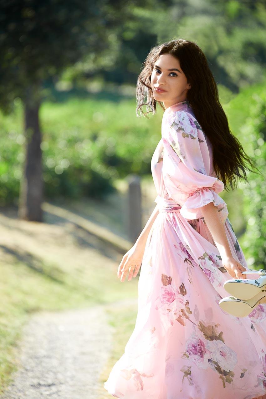 Dolce & Gabbana giới thiệu dòng nước hoa Dolce Peony 8