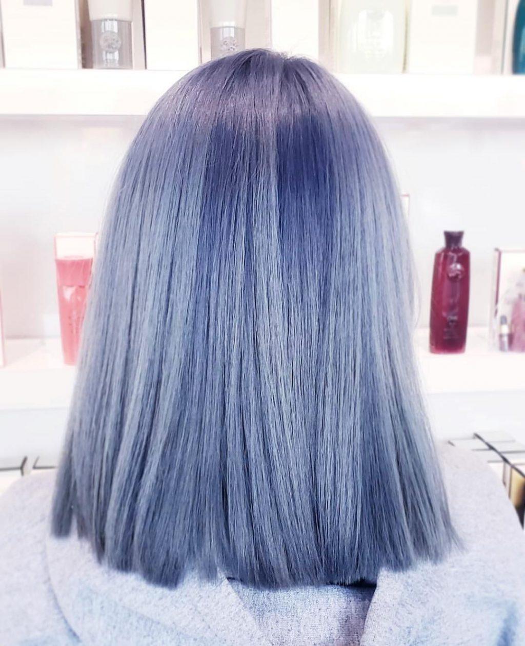 màu tóc nhuộm 10