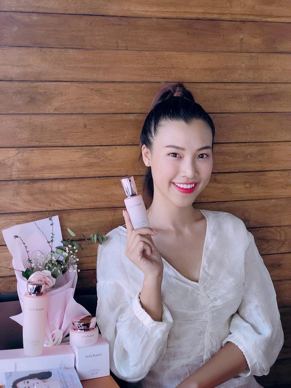 Nàng thơ Song Hye Kyo và loạt sao Việt chia sẻ bí quyết giữ gìn nhan sắc đến bất chấp thời gian với bộ dưỡng da Sulwhasoo 3