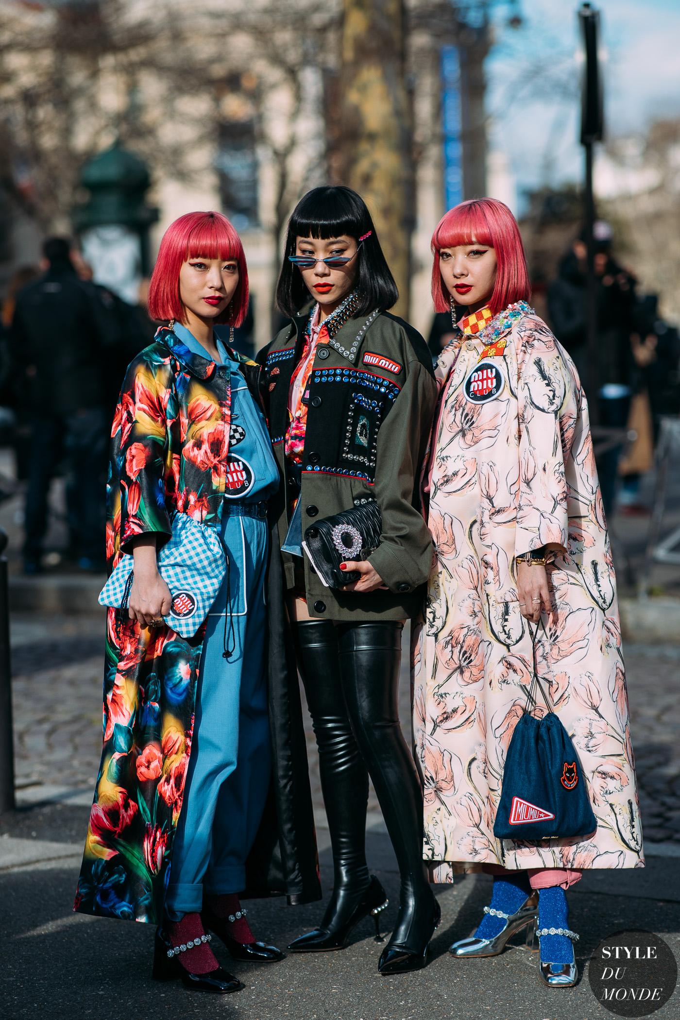 fashionista phối đồ theo phong cách tối đa hóa