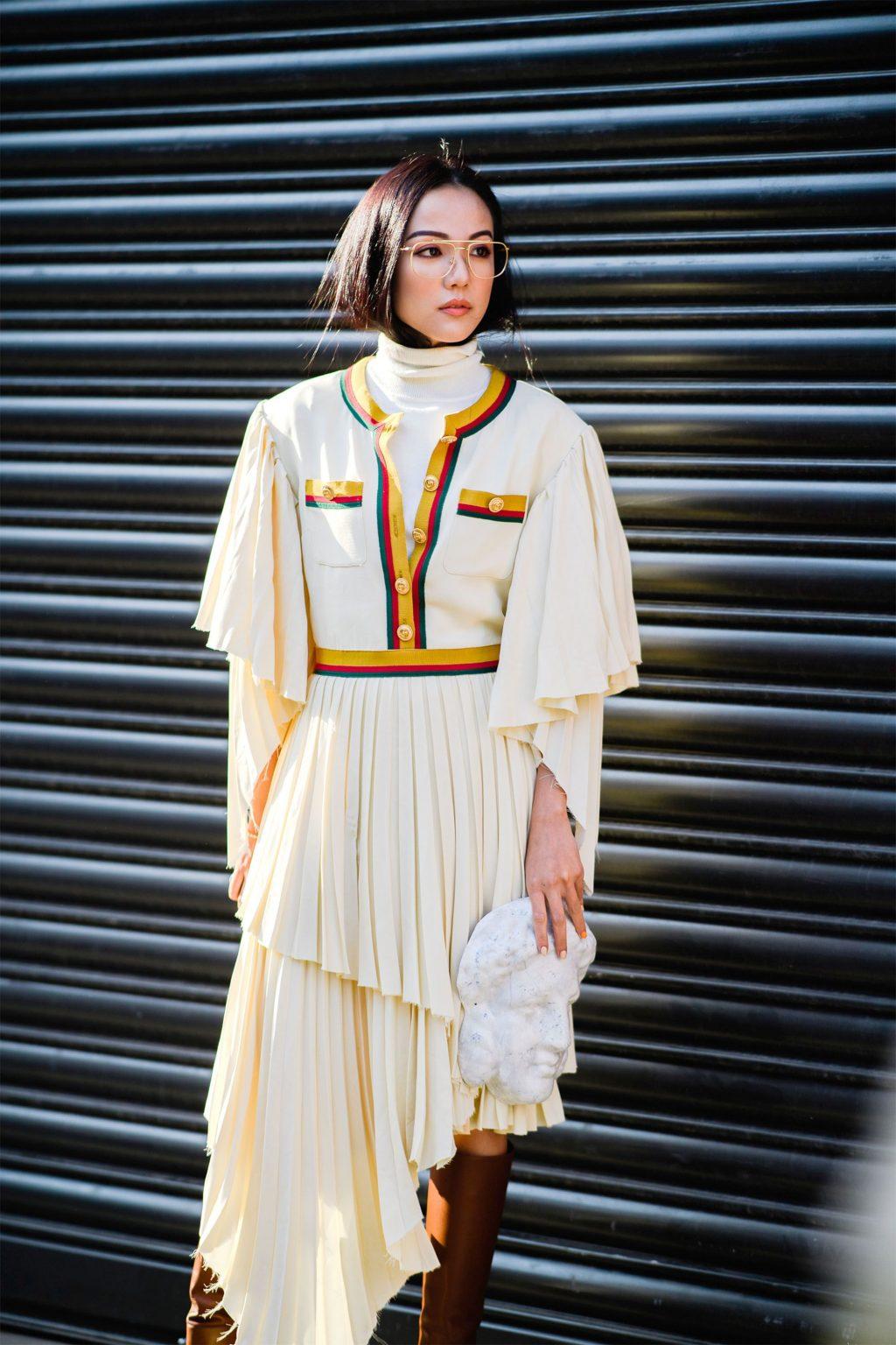 """xu hướng thời trang đường phố hứa hẹn sẽ """"khuấy động"""" làng mốt 12"""
