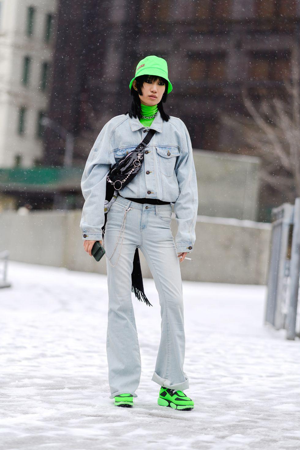 """xu hướng thời trang đường phố hứa hẹn sẽ """"khuấy động"""" làng mốt 28"""