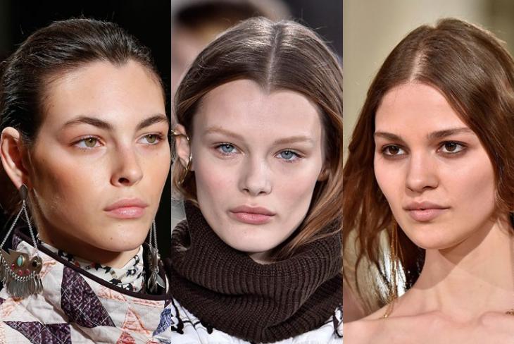 04 xu hướng trang điểm tuần lễ thời trang paris thu đông 2019