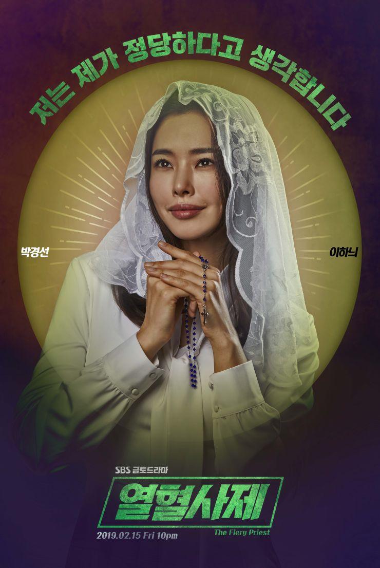 Thời trang trong phim linh mục nhiệt huyết 2