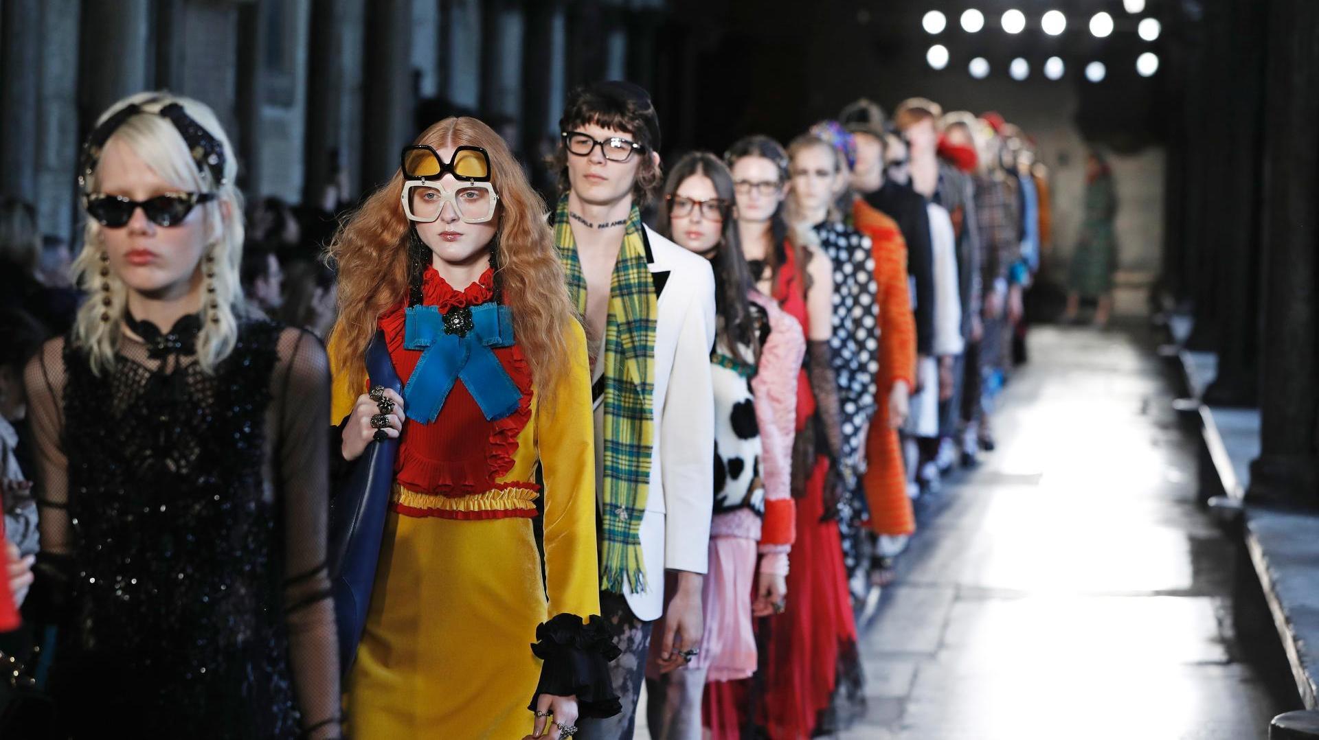 Điểm tin thời trang: Gucci sẽ mang BST Cruise 2020 trở lại Rome 8