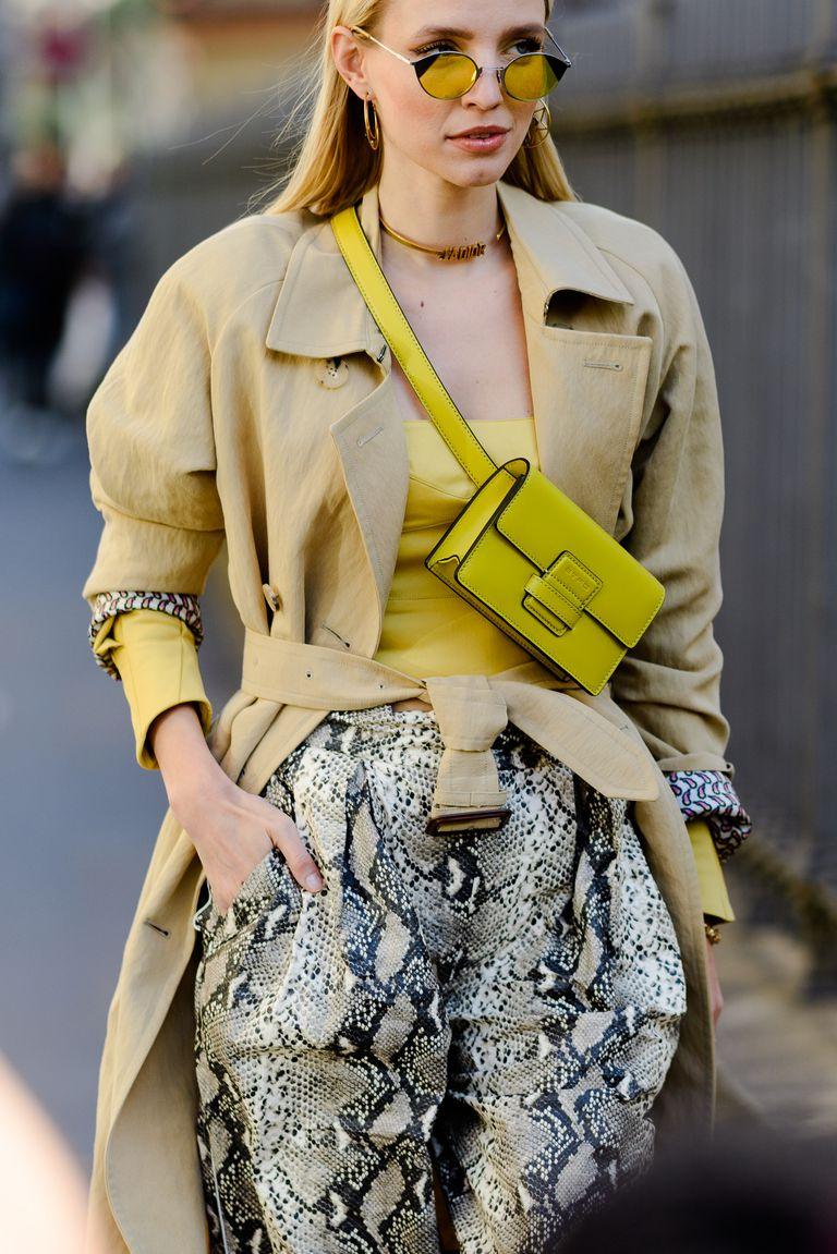 phong cách thời trang với màu beige 42