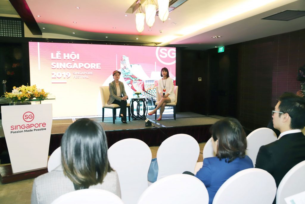 Lễ hội Singapore đầu tiên ở Việt Nam