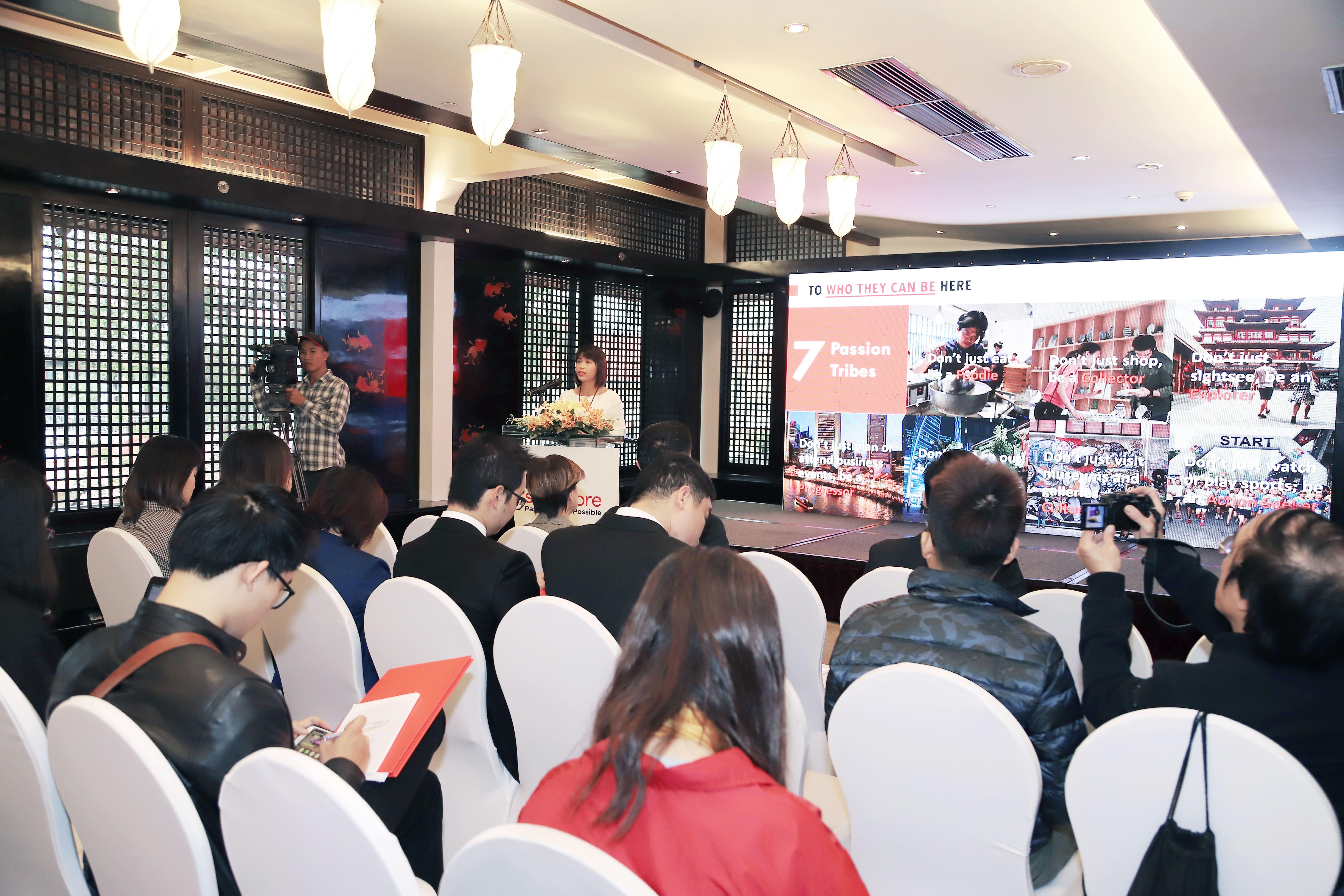 Lễ hội Singapore đầu tiên ở Việt Nam 2