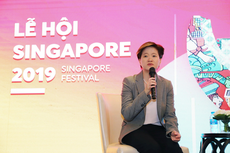 Lễ hội Singapore đầu tiên ở Việt Nam 6