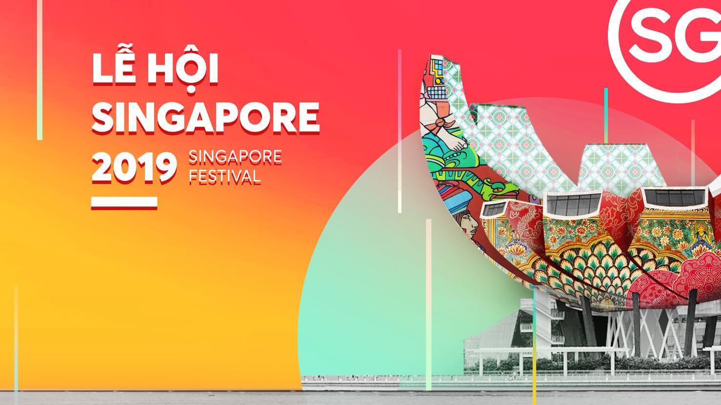 Lễ hội Singapore đầu tiên ở Việt Nam 7