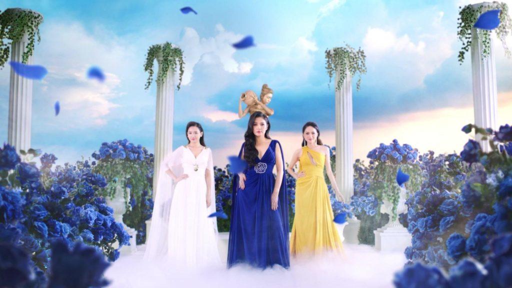 Bí mật đằng sau vẻ đẹp của Việt Trinh, Hari Won và Hương Giang 6