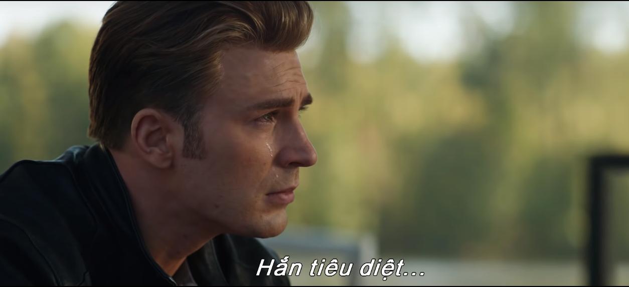trailer mới của Avengers: Endgame 6