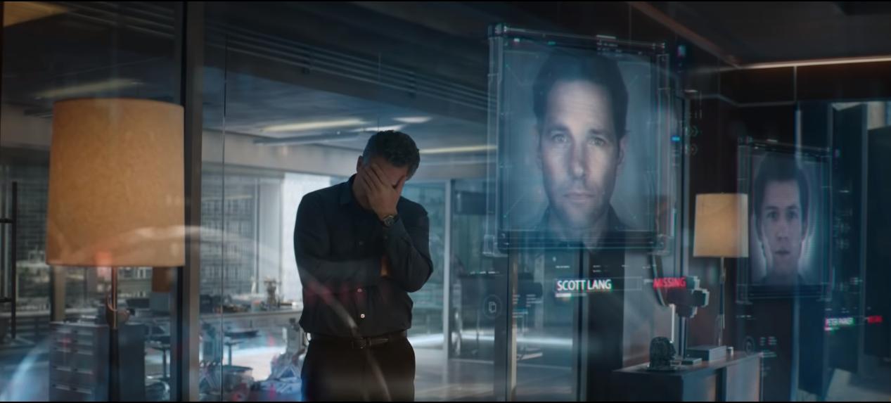 trailer mới của Avengers: Endgame 8