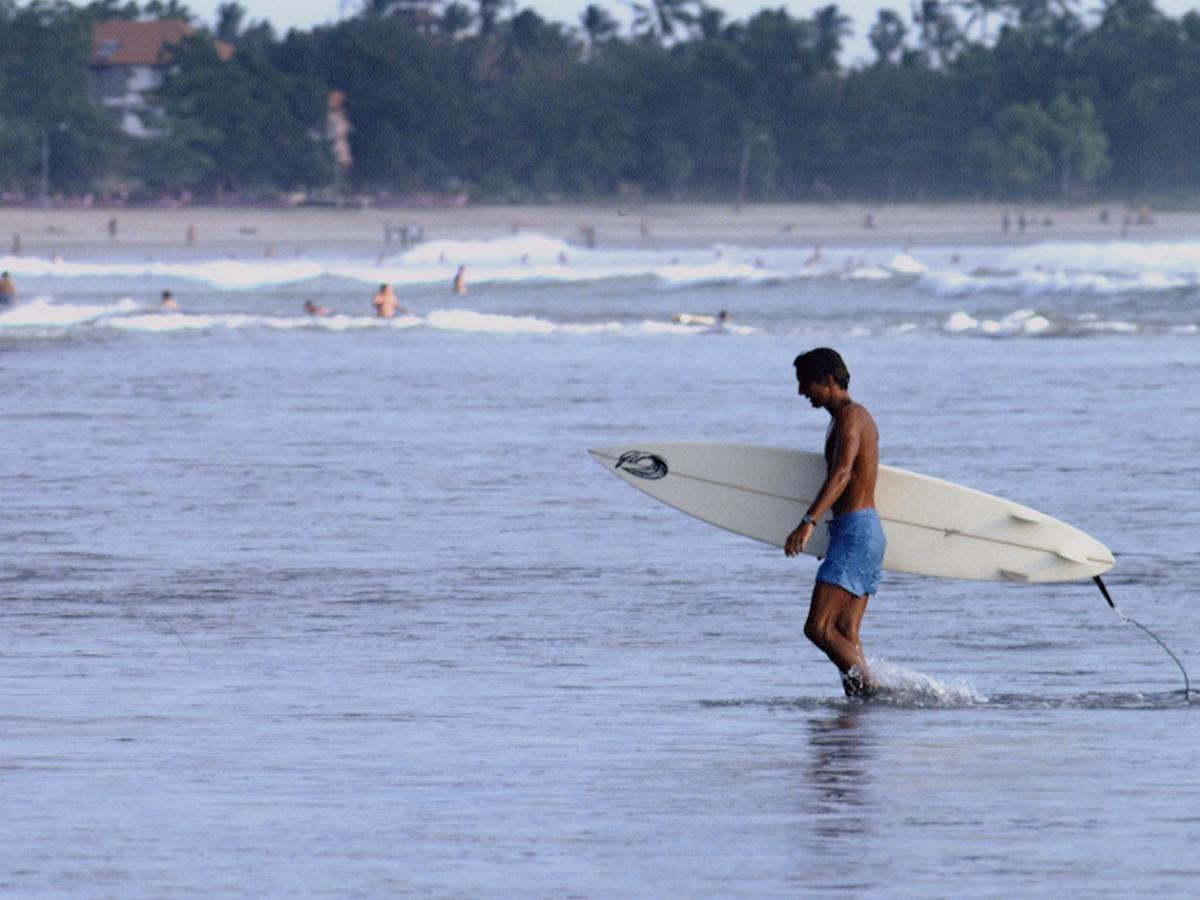 Bãi biển Kuta, Bali năm 1993