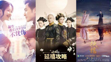 Những bộ phim Hoa ngữ được chuyển thể từ tiểu thuyết bạn không thể bỏ qua
