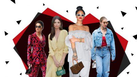 Bắt kịp xu hướng túi xách siêu nhỏ cùng dàn fashionista thế giới