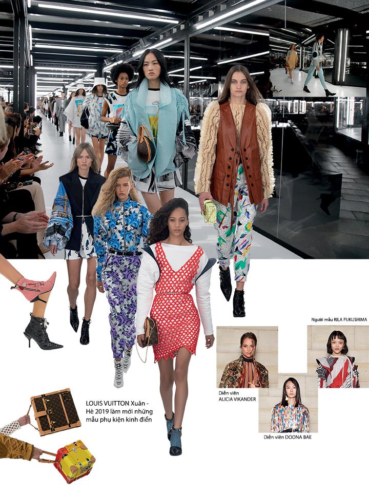 Tuần lễ thời trang Xuân - Hè 2019 Louis Vuitton 1