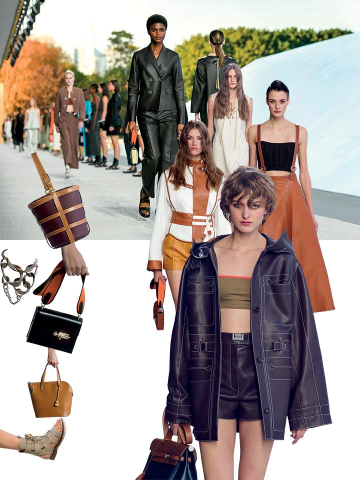Tuần lễ thời trang Xuân - Hè 2019 Hermès 1