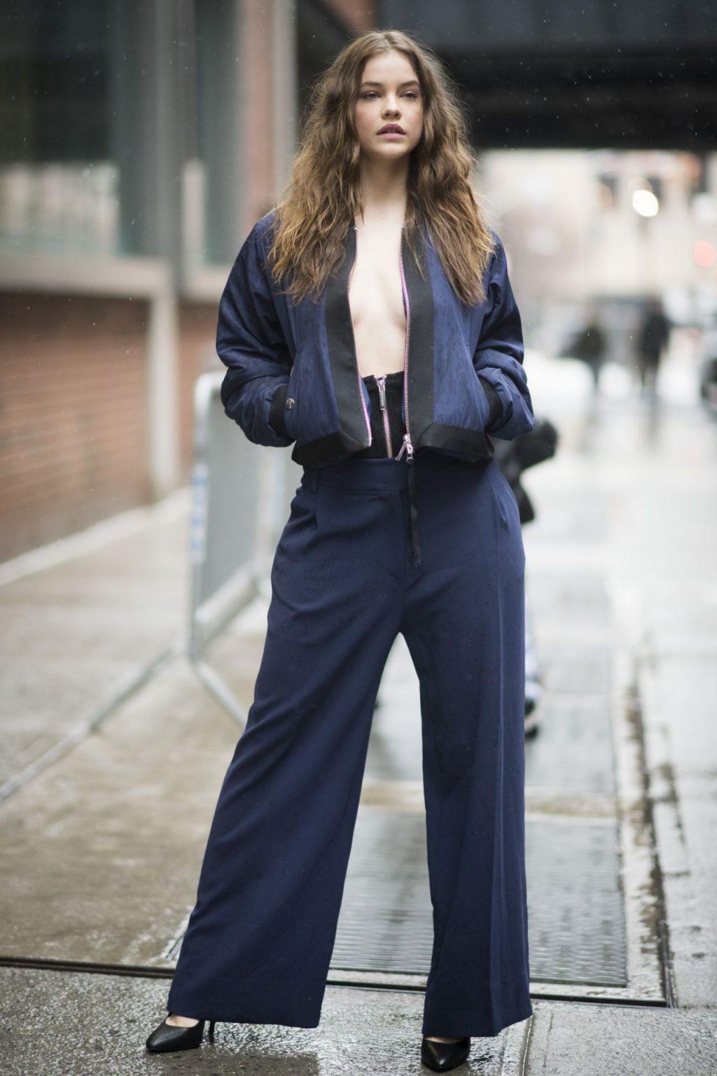phong cách thời trang đầy lôi cuốn của Barbara Palvin 4