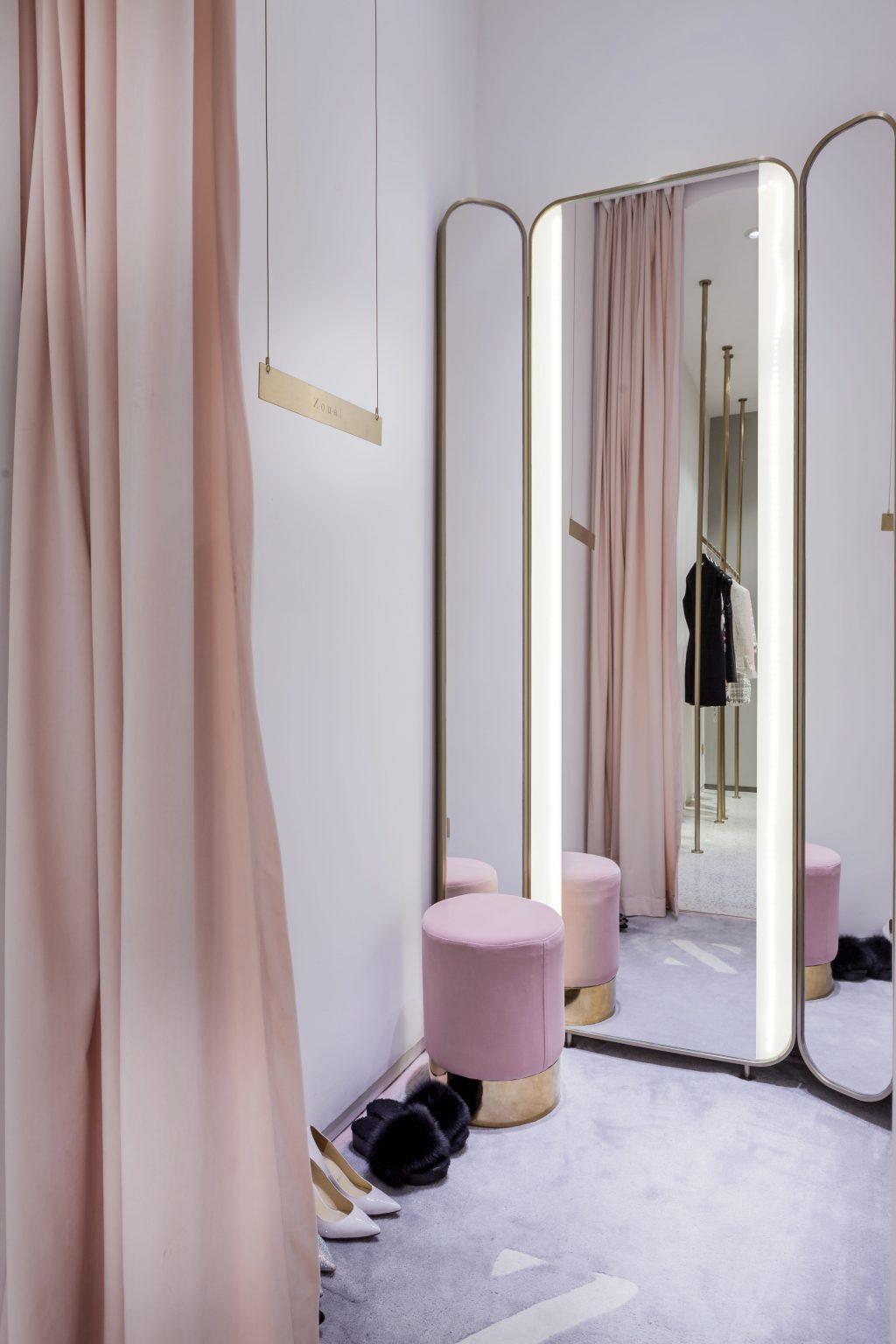 Kết quả hình ảnh cho Phòng thay đồ có gương