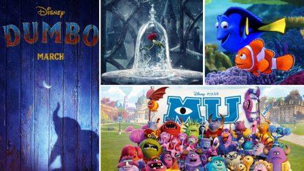 4 phim hoạt hình mang triết lý sống sâu sắc của Disney